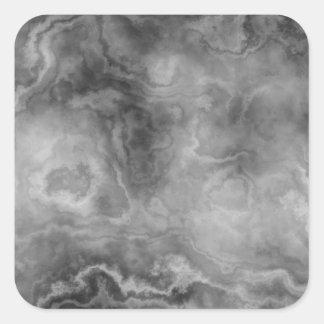 Adesivo Quadrado Superfície de mármore