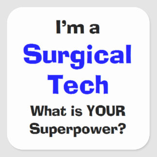 Adesivo Quadrado tecnologia cirúrgica