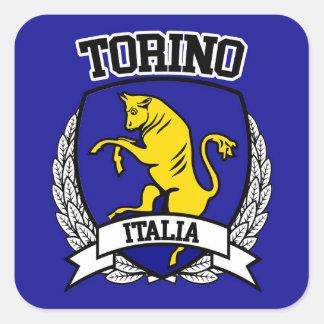 Adesivo Quadrado Torino