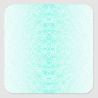 Adesivo Quadrado turquesa