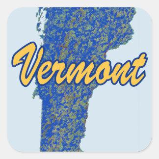 Adesivo Quadrado Vermont