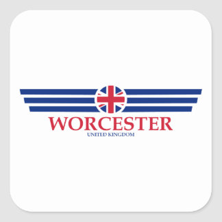Adesivo Quadrado Worcester