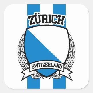 Adesivo Quadrado Zürich