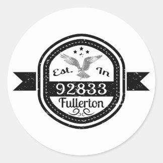 Adesivo Redondo 92833-Fullerton-01
