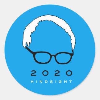 Adesivo Redondo Aprendizagem 2020 das máquinas de lixar de Bernie