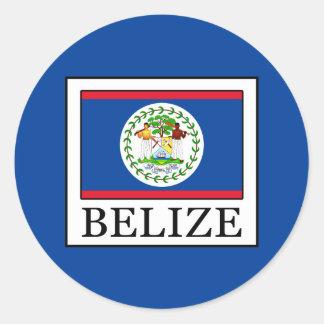 Adesivo Redondo Belize
