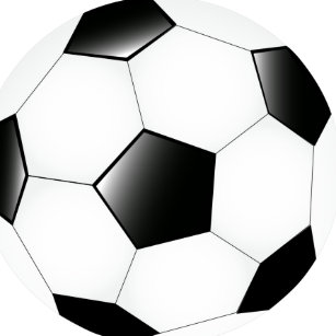 fff3b5ab50 Adesivo Redondo Bola de futebol