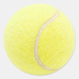 Adesivo Redondo Bola de tênis