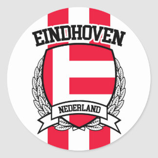 Adesivo Redondo Eindhoven