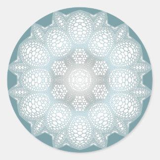 Adesivo Redondo elemento 4,1