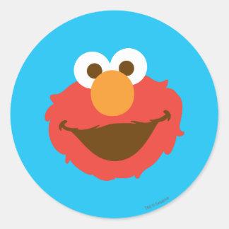 Adesivo Redondo Elmo enfrenta