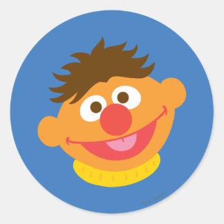 Adesivo Redondo Ernie enfrenta