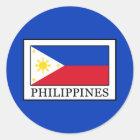 Adesivo Redondo Filipinas