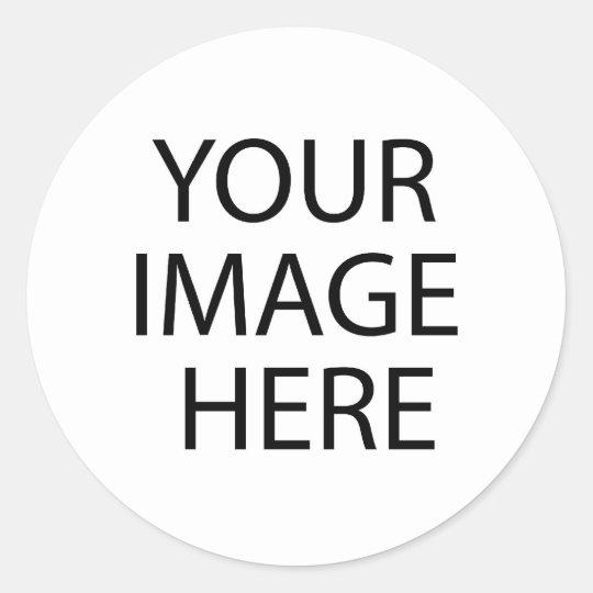 Adesivo Redondo Fotoprodutos prontos para serem personalizados