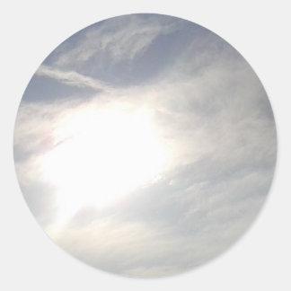 Adesivo Redondo Fulgor de Sun