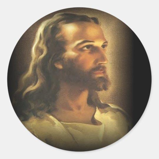 Adesivo Redondo jesus (1)