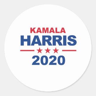 Adesivo Redondo Kamala Harris 2020 -