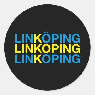 ADESIVO REDONDO LINKÖPING