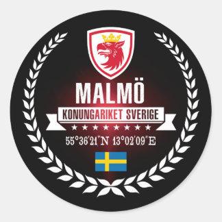Adesivo Redondo Malmö