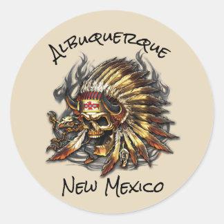 Adesivo Redondo O chefe desossa Albuquerque New mexico