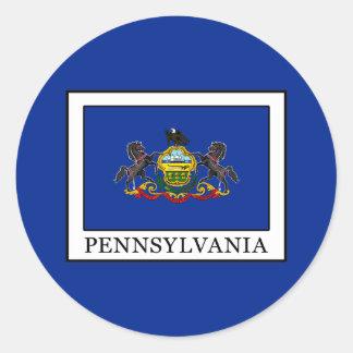 Adesivo Redondo Pensilvânia