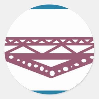 Adesivo Redondo Ponte