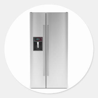 Adesivo Redondo Refrigerador grande