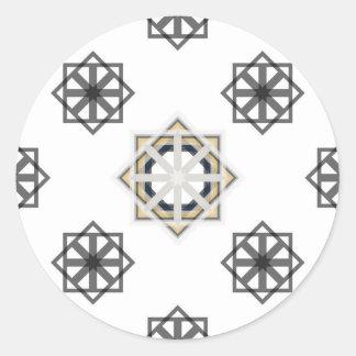 Adesivo Redondo spirograph-multiple-shapes3-35