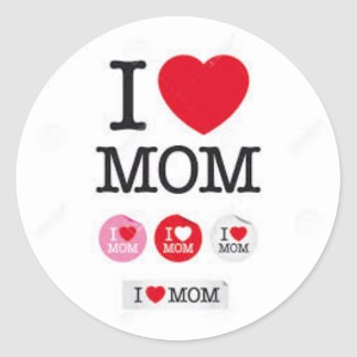 Adesivo Redondo sticker clássico arredondamento I bobina mom