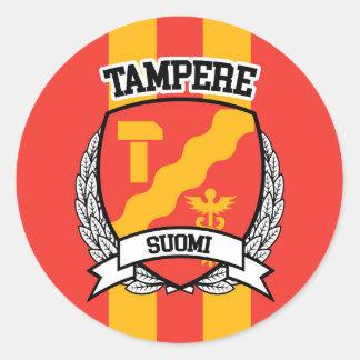Adesivo Redondo Tampere