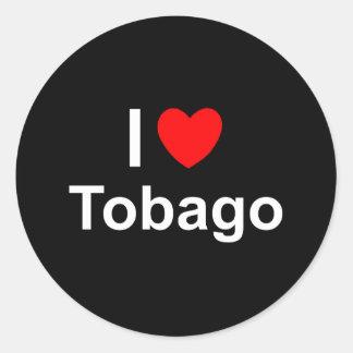 Adesivo Redondo Tobago