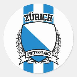 Adesivo Redondo Zürich