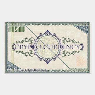 ADESIVO RETANGULAR 仮想通貨