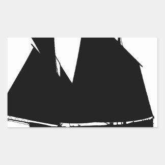 Adesivo Retangular 1885 Nickey Manx - fernandes tony