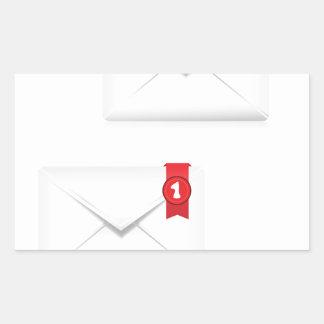 Adesivo Retangular 91Mailbox Icon_rasterized alerta