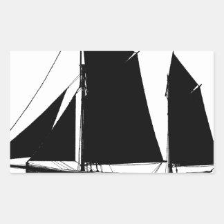 Adesivo Retangular a navigação 1893 smack - fernandes tony