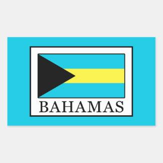 Adesivo Retangular Bahamas