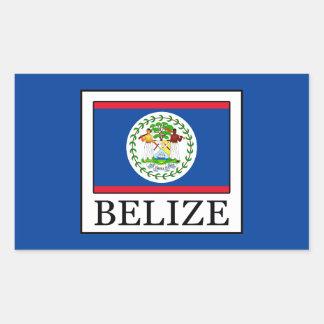 Adesivo Retangular Belize