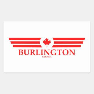 ADESIVO RETANGULAR BURLINGTON