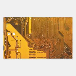 Adesivo Retangular circuito eletrônico amarelo board.JPG