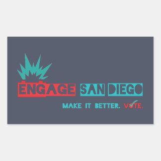 Adesivo Retangular Contrate San Diego sticker2