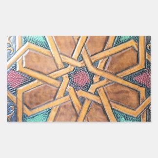 Adesivo Retangular Design #1 de Alhambra