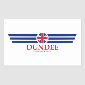 Adesivo Retangular Dundee