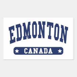 Adesivo Retangular Edmonton