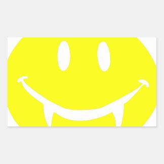 Adesivo Retangular emoji dracula do vampiro