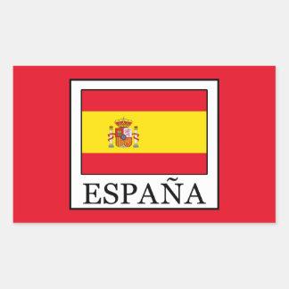 Adesivo Retangular España