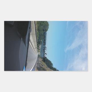 Adesivo Retangular Fotografia de Europa Áustria das montanhas do