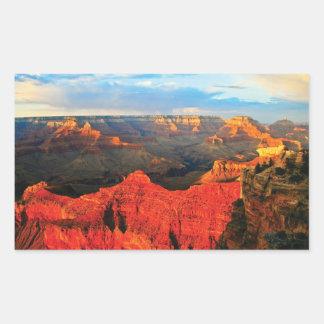 Adesivo Retangular Grand Canyon