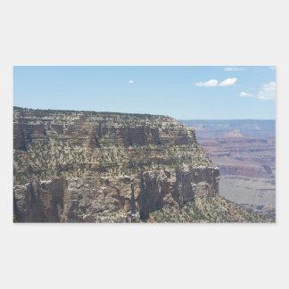 Adesivo Retangular Grand Canyon - borda sul
