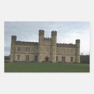 Adesivo Retangular Leeds Castle